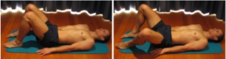Pelvic - leg openings
