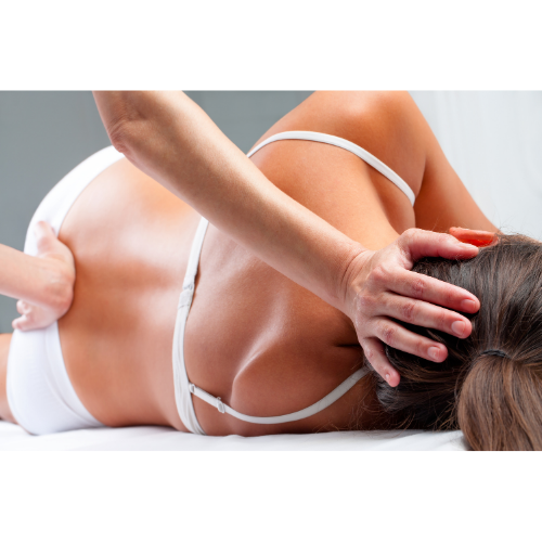 Osteopath page - manual techniques