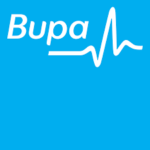 HTC Insurers Bupa Logo