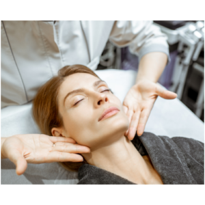 Lymphatic Massage Image 3