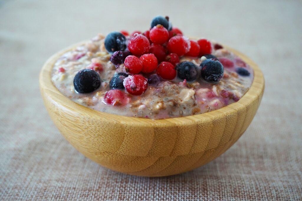 HTC Blog - Porridge