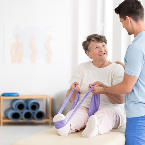 HTC Blog - Exercising with Osteoporosis